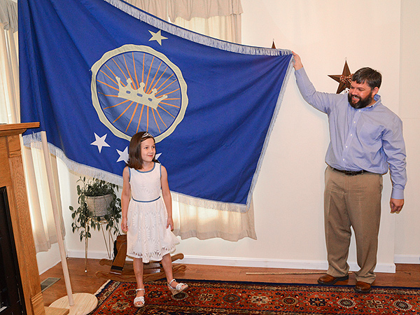 Virginia Man Claims Kingdom in Africa for His Daughter