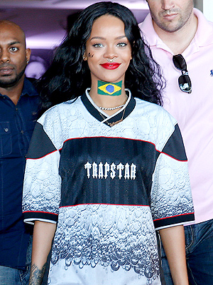 Rihanna & More Stars React to Germany Winning the World Cup