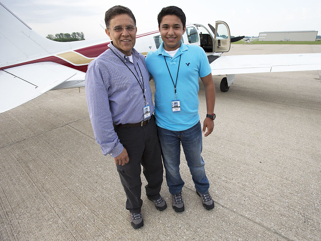 Haris Suleman, Teen Pilot, Killed in Plane Crash