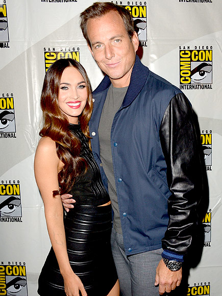 Megan Fox at Comic-Con: Teenage Mutant Ninja Turtles Star Talks Geeky Side