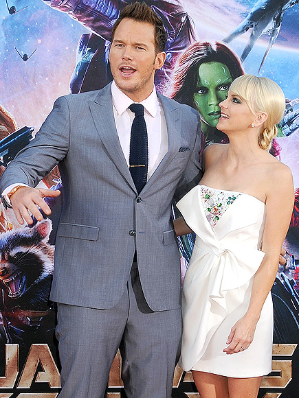 Chris Pratt Likes Wife Anna Faris Best in Barbecue Sauce