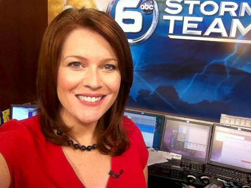 Meteorologist Responds to Criticism of Her Appearance
