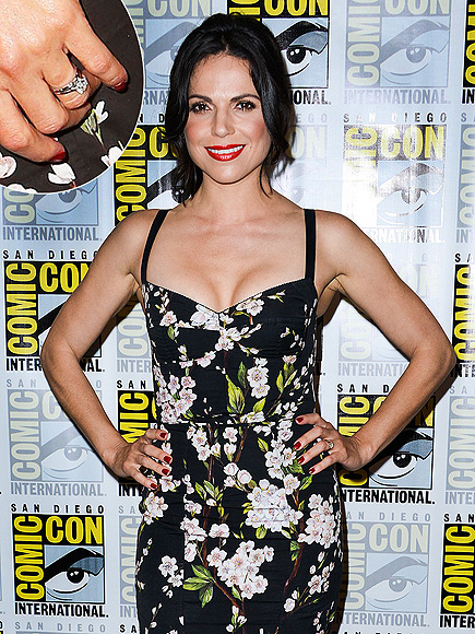 Once Upon a Time's Lana Parrilla is Married