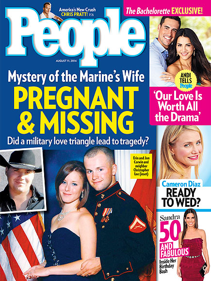 Marine's Missing Pregnant Wife May Have H