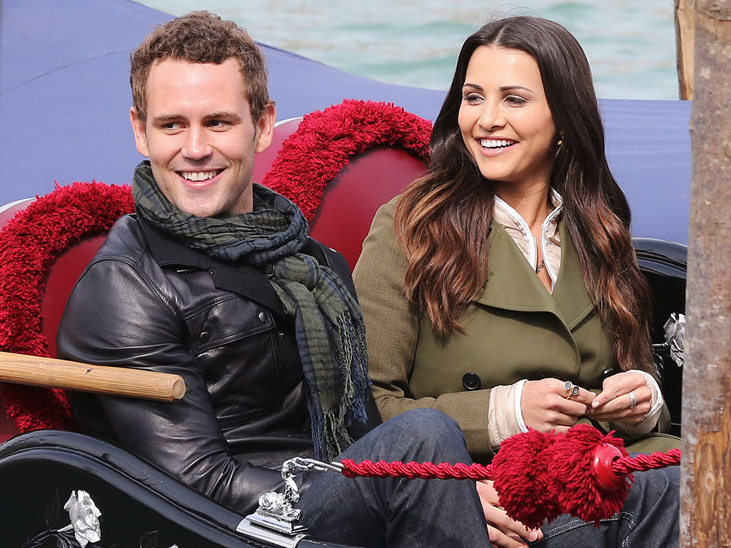 Bachelorette's Nick Viall Talks Andi Dorfman's Engagement
