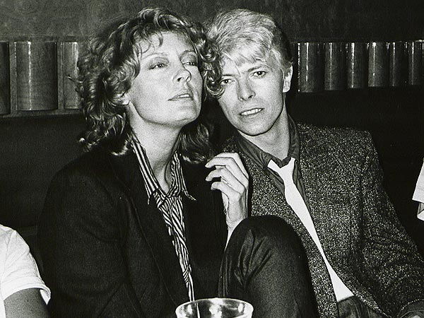 Susan Sarandon Reveals Affair with David Bowie: 'That Was a Really Interesting Period'