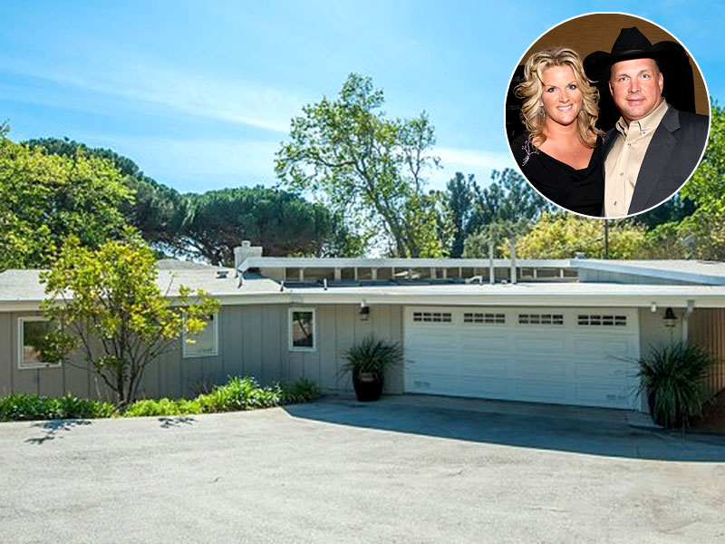 Garth Brooks & Trisha Yearwood Selling Malibu Beach House