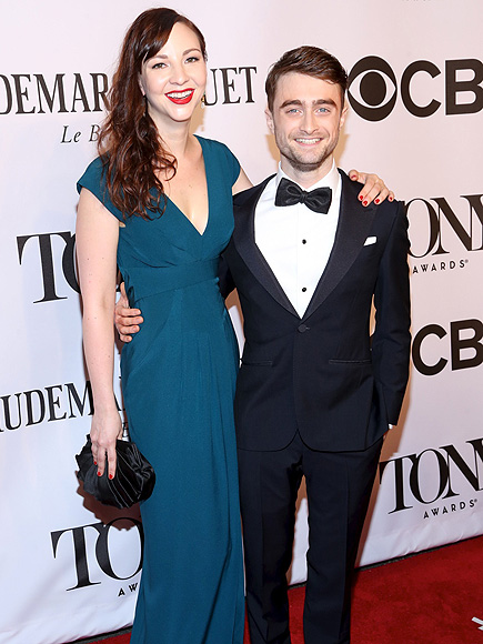 Daniel Radcliffe Calls Girlfriend Erin Darke His 'Best Friend'