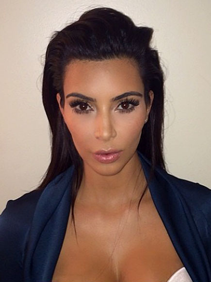 Kim Kardashian Legally Changes Name