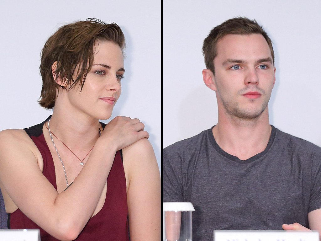 Kristen Stewart and Nicholas Hoult Talk On-Set Chemistry in Equals