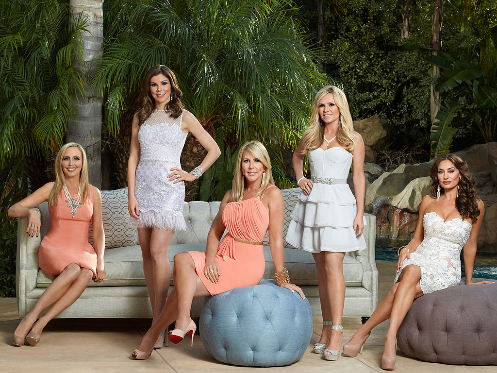 Real Housewives of Orange County Reunion: Vicki Gunvalson and Tamra Judge