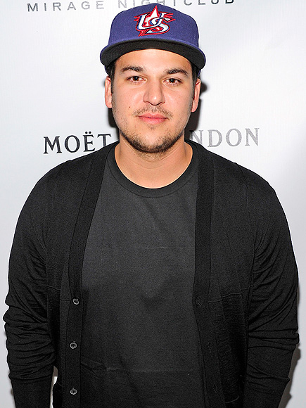 Rob Kardashian Is Seeking Treatment for Depression