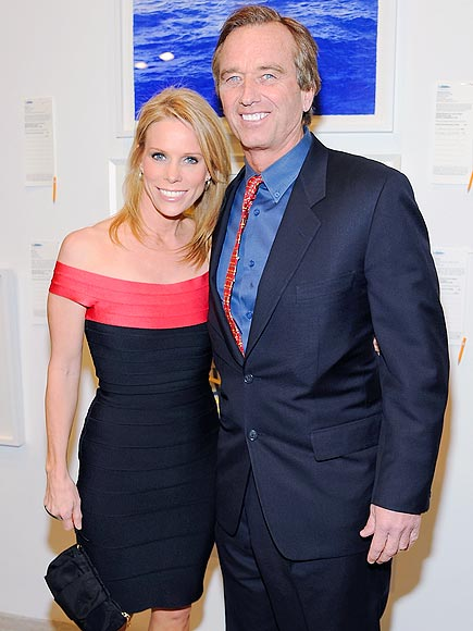 Cheryl Hines Marries Robert F. Kennedy Jr.
