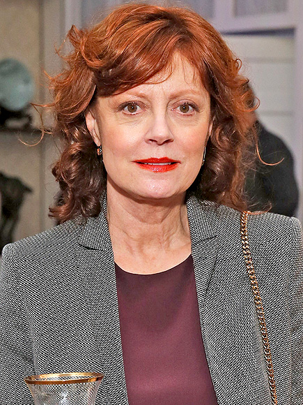 Susan Sarandon Robbed: Star's Home Burglarized, Laptop & Jewelry Stolen