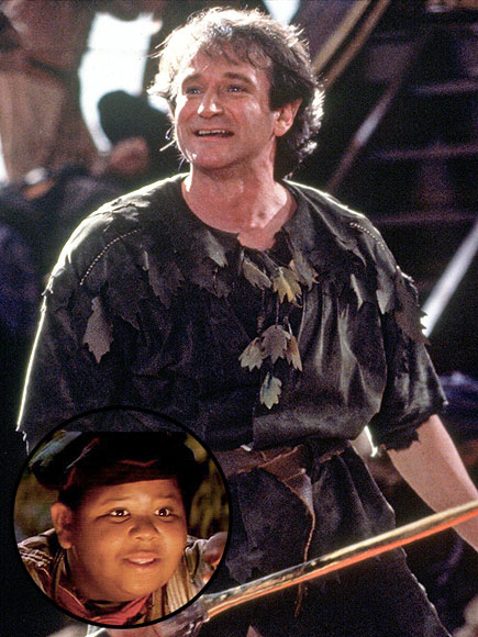 Robin Williams Death: Hook Costar Raushan Hammond Remembers Late Actor