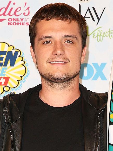 Josh Hutcherson Teen Choice Awards 2014: Hunger Games