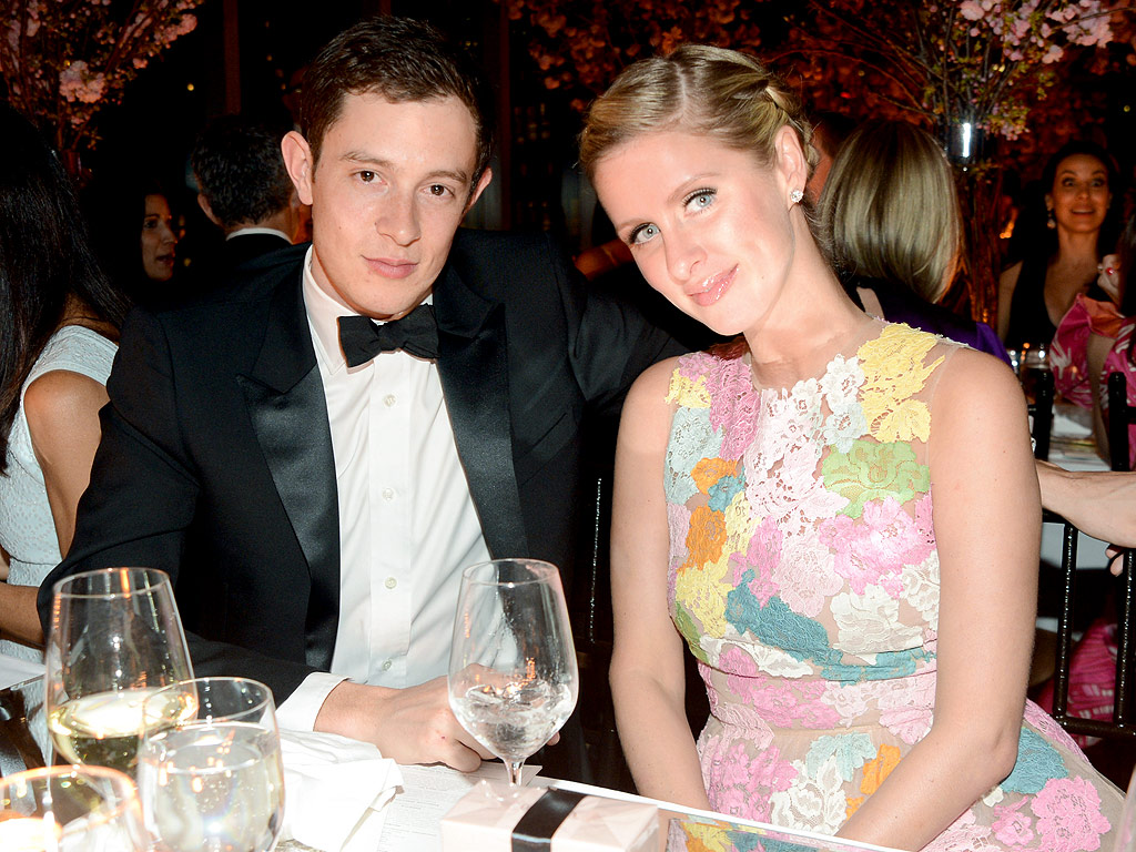 Paris Hilton: Sister Nicky and Her Fiancé Are the 'Perfect Couple'
