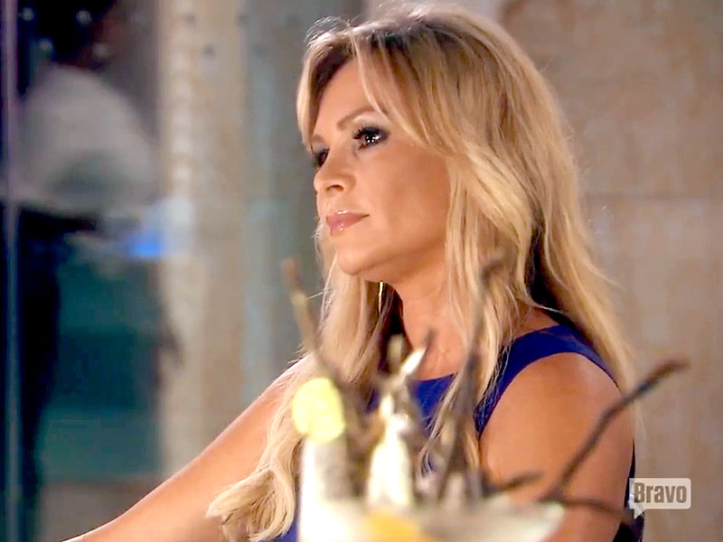 Real Housewives of Orange County Recap: Tamra Barney Storms Off