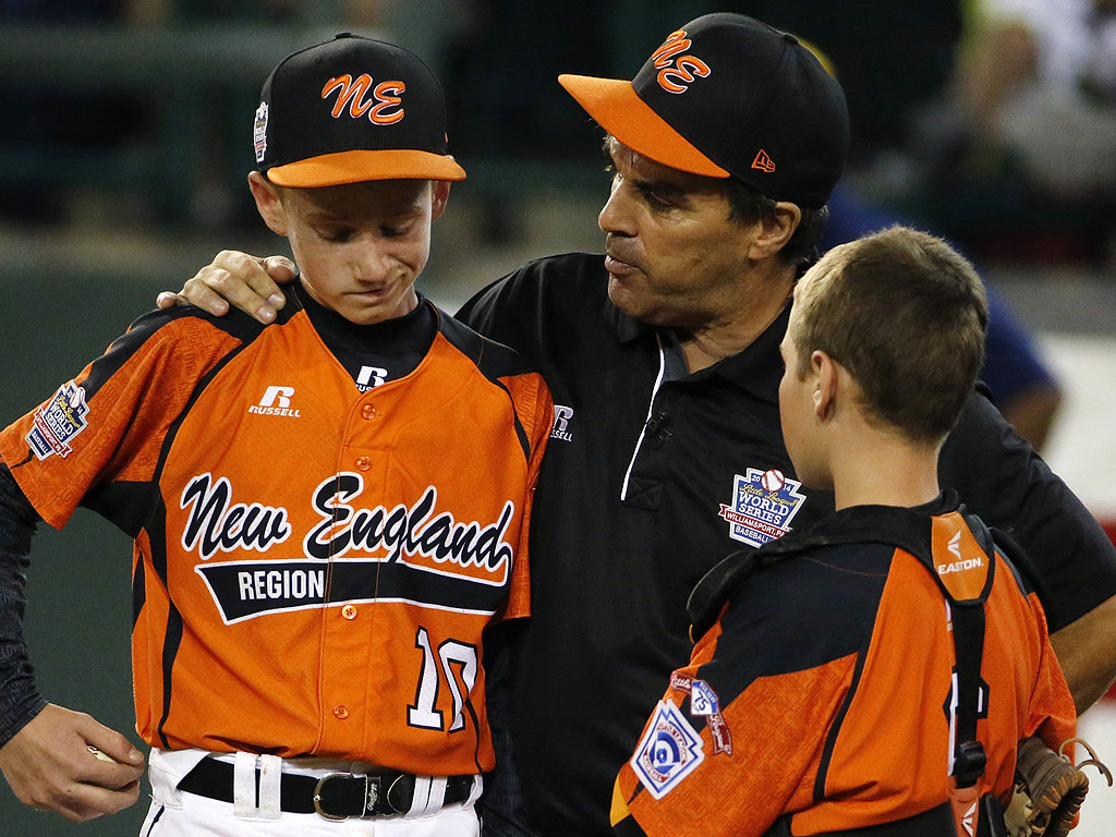 Watch a Little League Coach's Sweet, Inspiring Speech to His Losing Team