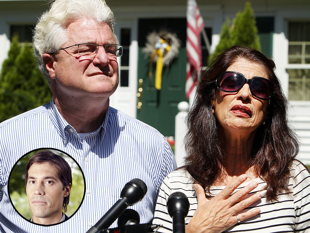 James Foley's Parents Release Letter from Time in Captivity