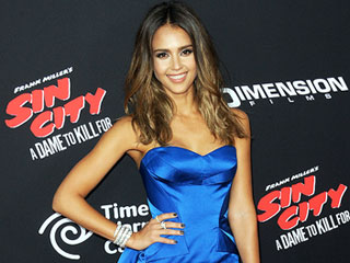 Jessica Alba: Motherhood Made Me Fearless