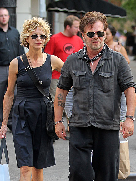 Meg Ryan and John Mellencamp Split