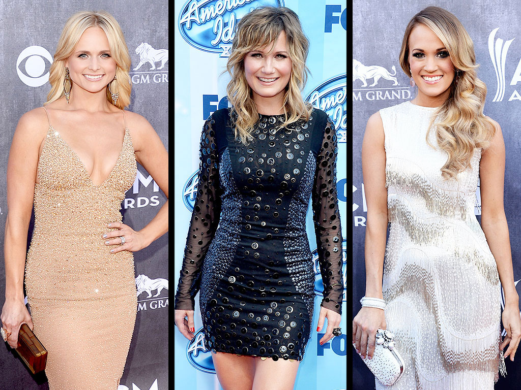 Carrie Underwood, Miranda Lambert: Ice Bucket Challenge