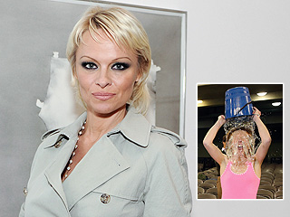 Pamela Anderson Declines Ice Bucket Challenge, Citing ALS Animal Testing