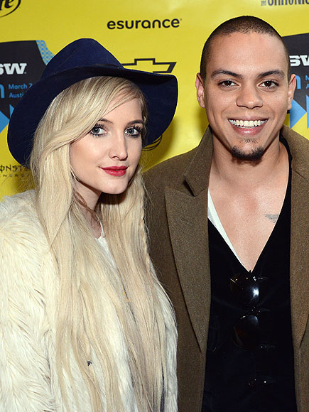 Ashlee Simpson and Evan Ross Celebrate His Birthday Ahead of Wedding