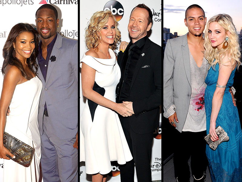 Jenny McCarthy and Donnie Wahlberg Say 'I Do' and More Weekend News