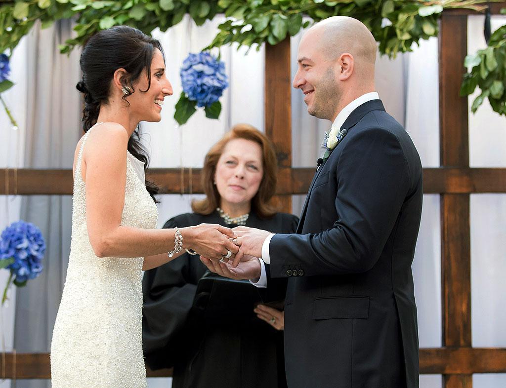 Boston Bombing Survivor James Costello Marries His Rehab Nurse Krista D'Agostino