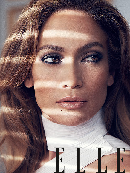 Jennifer Lopez Talks Love Life and Kids to Elle UK
