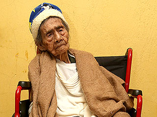 Is the World's Oldest Living Person a 127-Year-Old Woman?