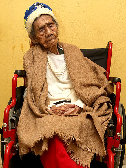 127-Year-Old Woman Says She's the World's Oldest Living Person