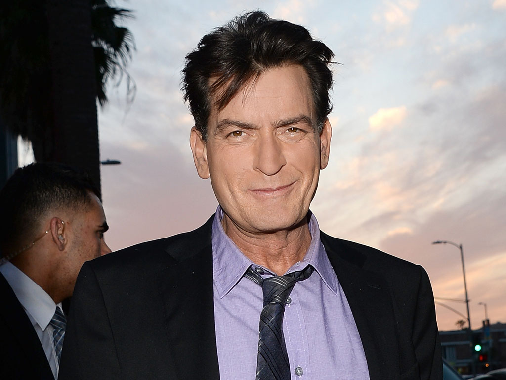 Charlie Sheen Celebrates 1 Year of Sobriety | E! News Canada |Charlie Sheen 2014