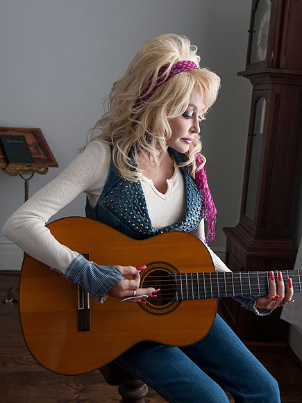 Dolly Parton Is Proud of Being 'White Trash'