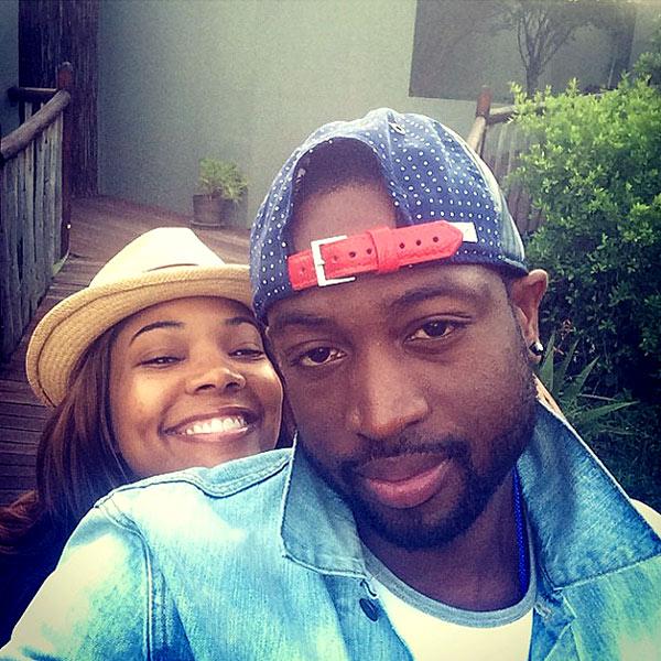 Go Inside Gabrielle Union & Dwyane Wade's Globetrotting Honeymoon (PHOTOS)