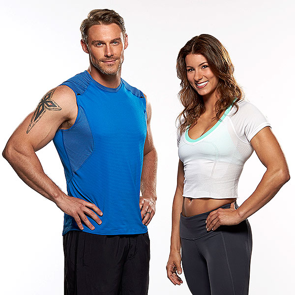The Biggest Loser: Meet New Trainers Jessie Pavelka and Jennifer Widerstrom