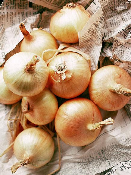 100 Onions Grown By School Children Stolen