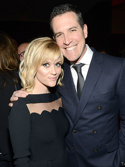 Reese Witherspoon on Her Wild Sex Scene: My Husband Is 'Supportive'