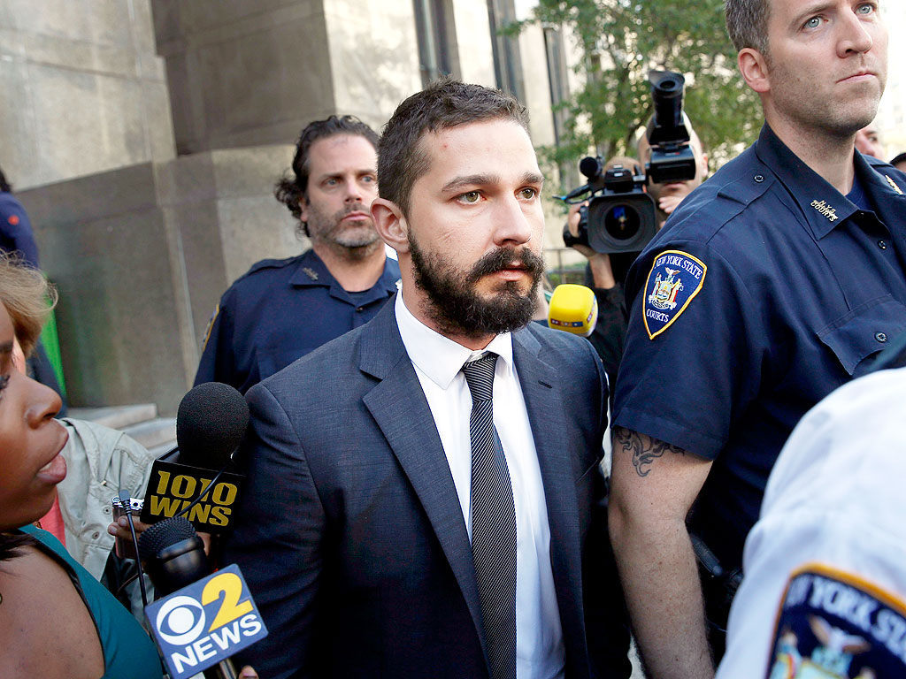 Shia LaBeouf Pleads Guilty to Disorderly Conduct After Cabaret Incident