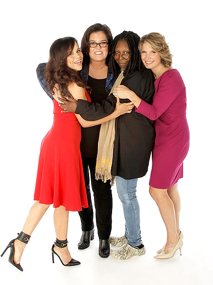 First Official Photo of The View Hosts Revealed