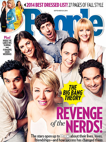 Inside The Big Bang Theory: TV's Most Popular Sitcom