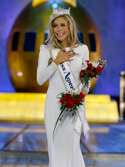 Miss America Kira Kazantsev Responds to Sorority Hazing Allegations