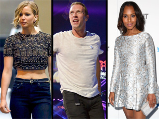 Jennifer Lawrence Supports Chris Martin's Music & More Weekend News
