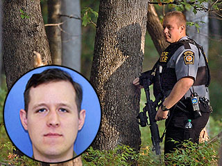 Search for Suspected Cop Killer Continues in Pennsylvania Woods