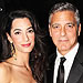 George Clooney and Amal Alamuddin's Wedding Weekend Continues with a Post-'I Do' Dinner