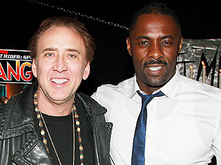 Idris Elba: Nicolas Cage Once Spent the Night in Dracula's Castle