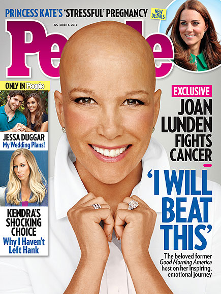 Joan Lunden's Breast Cancer Battle: Why I'm Taking Off My Wig