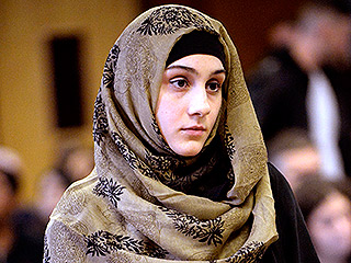Boston Marathon Bombing Suspects' Sister Faces Judge